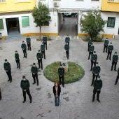 Agentes que se han incorporado a la Comandancia de Ciudad Real