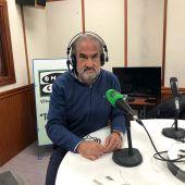 Raimundo Ruiz de Escudero, concejal de espacio público de Vitoria.