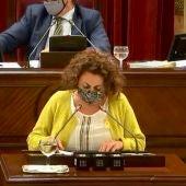 Joana Aina Campomar, diputada de Més per Mallorca