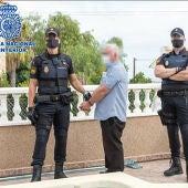 El cabecilla de la banda, detenido