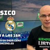 MisterChip analiza el Clásico entre Barça y Real Madrid.