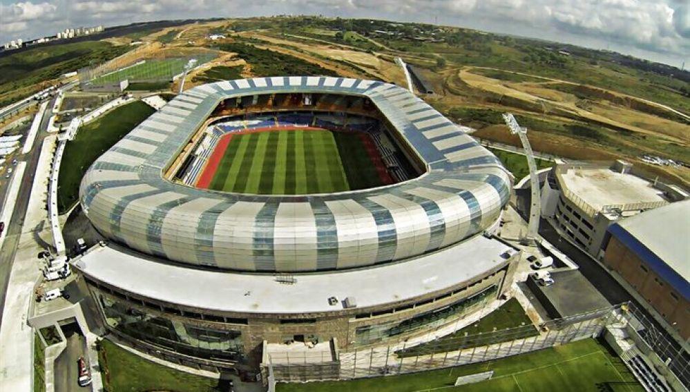 Basaksehir Arena de Estambul