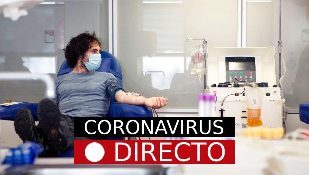 Coronavirus España y Madrid: Última hora, toque de queda y confinamiento por el COVID-19, EN DIRECTO