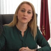 Mariola Guevara, alcaldesa de Alhama