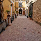 Fachada convento clausura Sevilla