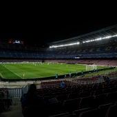Barcelona - Real Madrid, el primer Clásico del 'silencio' por el coronavirus