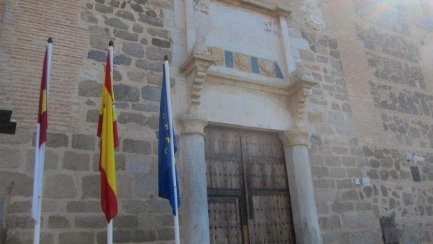 Palacio de Fuensalida en Toledo