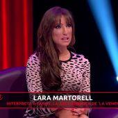 """Lara Martorell: """"Fanny veía a Cristina como una rival"""""""