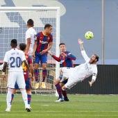 El penalti a Sergio Ramos