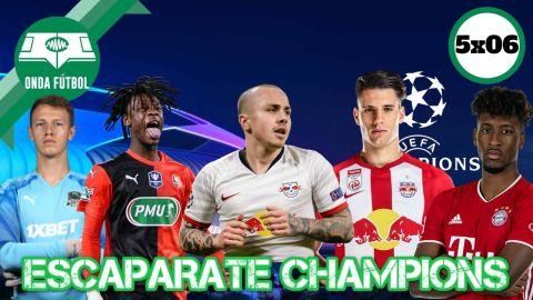 Onda Fútbol 5x06: Escaparate Champions
