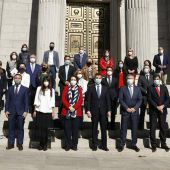 Foto de familia Pacto de Toledo