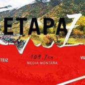 Etapa 7 de La Vuelta