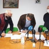 Acuerdo entre Mancha Norte y Cinco Casas