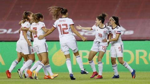 Ellas Juegan 04x08: La Selección, a un paso de la Euro 2022