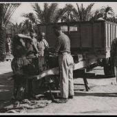 """En 1937 se construyó en Albatera el llamado """"Campo de trabajo de la República"""""""