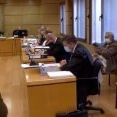 El juicio se está celebrando en la Audiencia de Ciudad Real