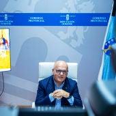 """Baltar reclama """"directrices claras y eficaces"""" para evitar incertidumbres frente al COVID-19"""