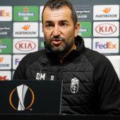 Diego Martinez ante el PAOK de Salónica