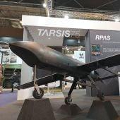 El Tarsis 75, avión no tripulado de AERTEC