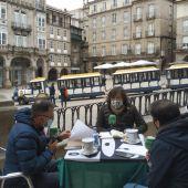 A Hostelería en Ourense reivindica axudas