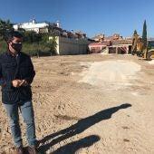 Antonio Meseguer, concejal de Urbanismo y Medio Ambiente de Bigastro