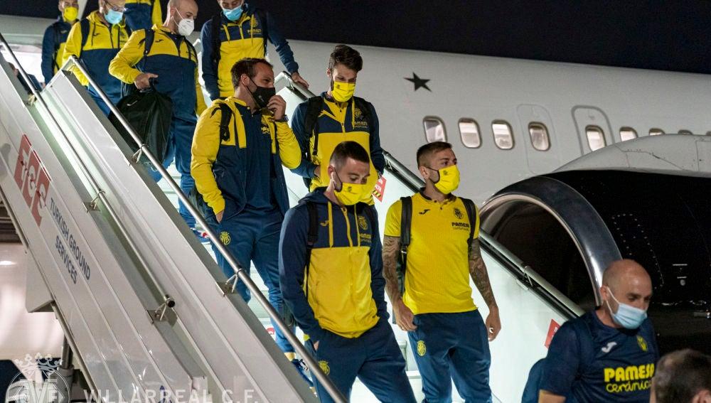 El Villarreal pone en marcha su cuentakilómetros