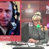 Entrevista a Óscar Puente en Julia en la onda