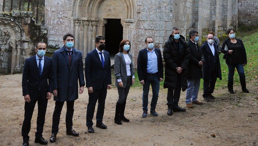 A Xunta pon en marcha o primeiro pacto pola paisaxe que une ás dúas provincias do interior de Galicia