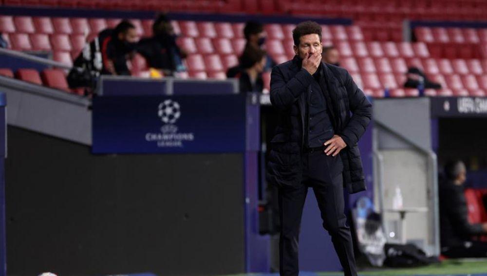 """Simeone: """"Ojalá Joao Félix pueda tener la regularidad que hace crecer a los jugadores"""""""