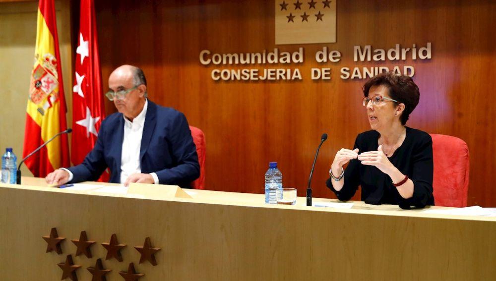 Estas son las zonas básicas de Madrid que se suman al confinamiento a partir del lunes