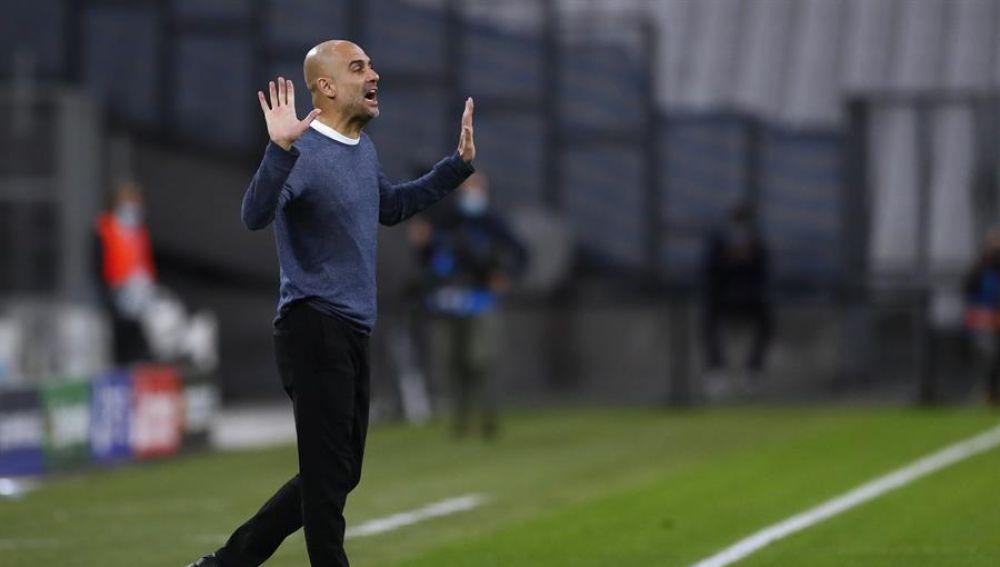 """Font apuesta por Guardiola... pero Pep prefiere """"seguir muchos años más en el City"""""""