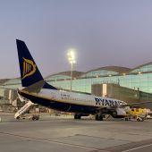 Imagen del aeropuerto Alicante-Elche que incorporará el de Miguel Hernández