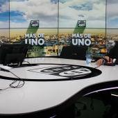Carlos Alsina entrevistando a Juan Carlos Campo