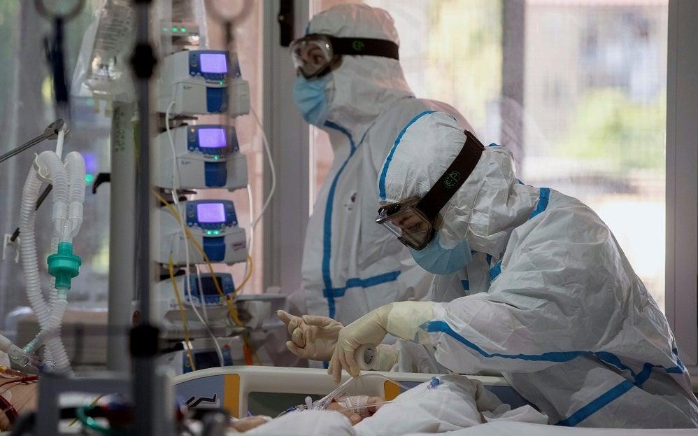 El Gabinete: ¿Reconocemos el papel de los enfermeros?