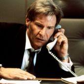 Harrison Ford interpreta al presidente de los EEUU en 'Air Force One'