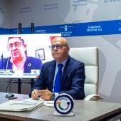 """Manuel Baltar: """"Salud y economía deben ir a la par, y las provincias tenemos mucho que decir en eso"""""""