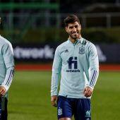 """Marco Asensio: """"Todavía me queda para llegar a mi máximo nivel"""""""
