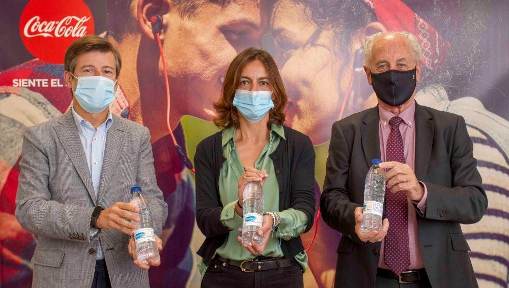 Maratón Valencia y Coca Cola se juntan por el bien del medio ambiente