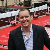 Olmo Figueredo, productor de 'La claqueta' y responsable de títulos como 'La trinchera infinita'