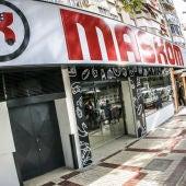 Supermercado de Maskom en Torremolinos