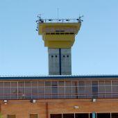 Vista de la cárcel de Zuera en Zaragoza