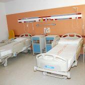 Habitación del Hospital Universitario Virgen de la Victoria de Málaga