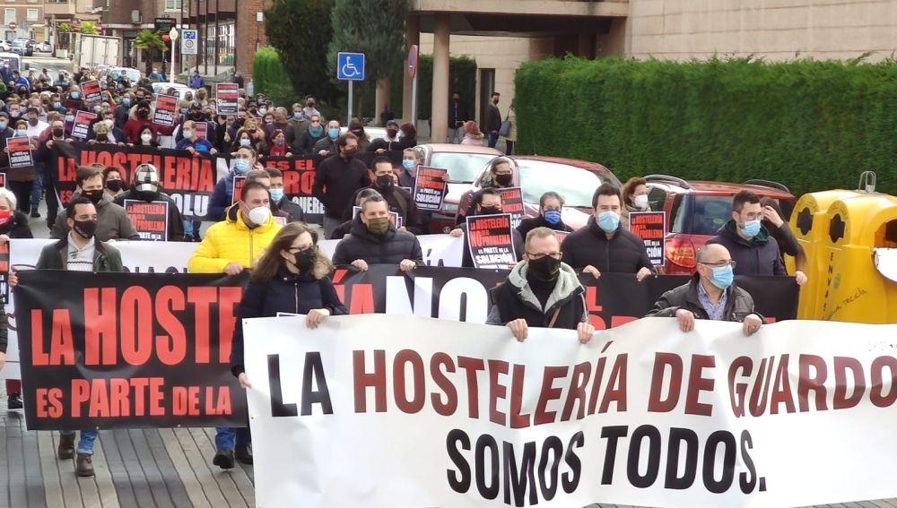 Los hosteleros del norte de Palencia se concentran en Guardo