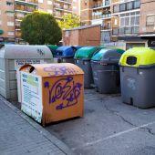 Contenedores Alcalá de Henares