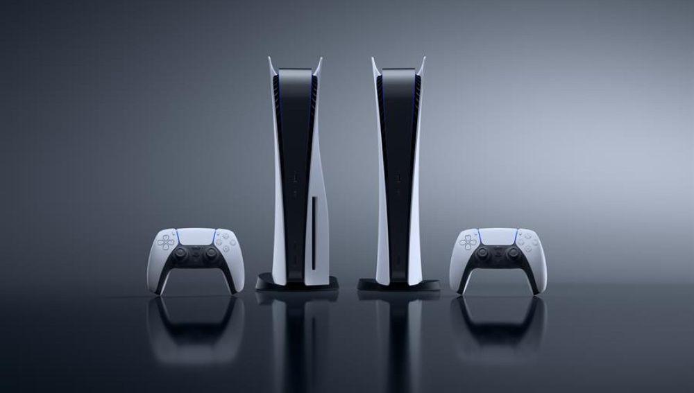 Imágenes de la nueva PlayStation 5 cedidas por PlayStation (Sony).