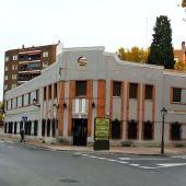 Farmacia militar en Alcalá de Henares