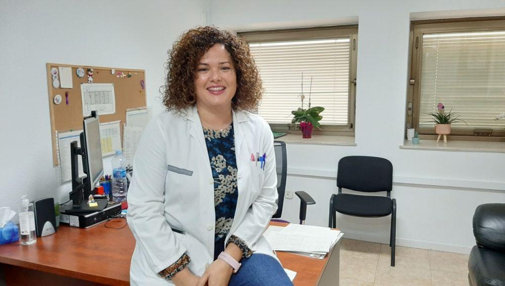 Carolina Garrido, subdirectora de Enfermería en el departamento de salud Elche-Hospital General.