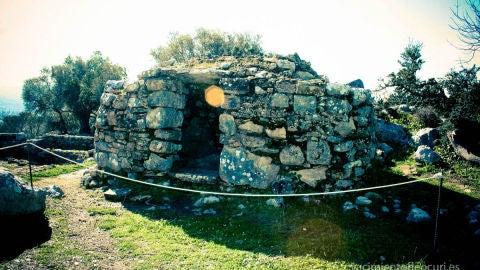 El yacimiento de Ocuri es una de las joyas de Cádiz