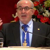 José Luis Mendoza, presidente de la UCAM