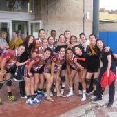 El Club Balonmano Elche se clasificó por primera vez para la EHF tras su victoria en la pista ante el Alcobendas.